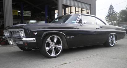1966 Chev SS Impala