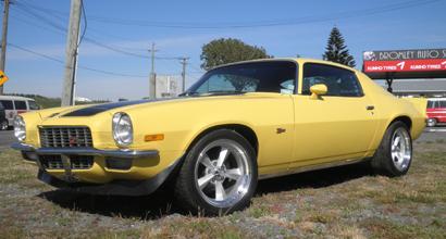 1970 Z28 Chev Camaro