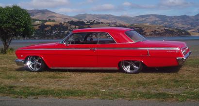 1962 Chev SS Impala Coupe