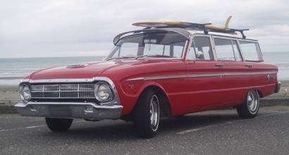 1964 XM Falcon