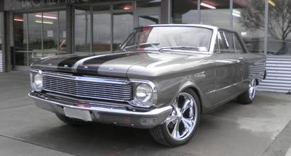1965 XP Falcon Coupe