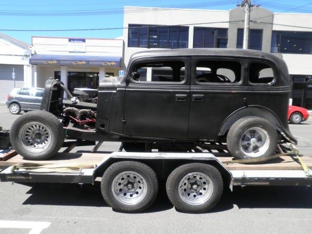 1934 Chevrolet Junior Feb 8 2011